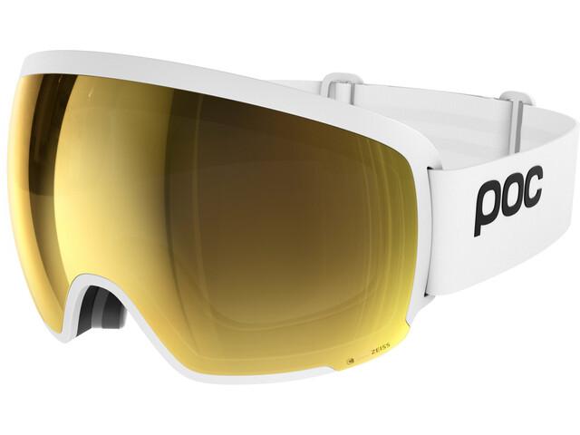 POC Orb Clarity Gafas, hydrogen white/spektris gold